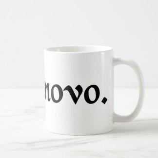 De nuevo taza de café