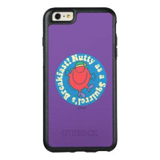 ¡De nuez como desayuno de una ardilla! Funda Otterbox Para iPhone 6/6s Plus