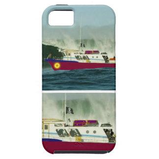 De orilla de MAR durante ALTA MAREA iPhone 5 Case-Mate Funda