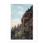 De oro, Colorado - Mountain View del puesto de Tarjetas Postales