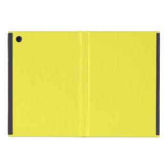 De oro vivo iPad mini fundas