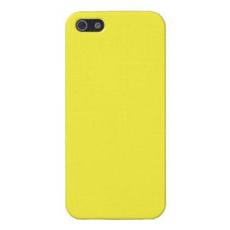 De oro vivo iPhone 5 carcasa