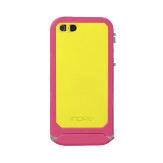 De oro vivo funda para iPhone 5 incipio ATLAS ID
