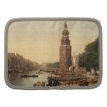 De Oude Schans, Amsterdam, los Países Bajos Planificador