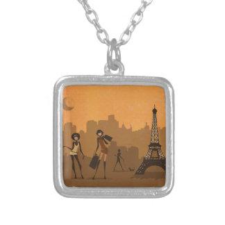de para hacer compras en París Collares
