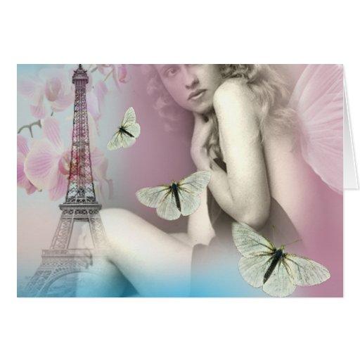 De París con amor Felicitaciones