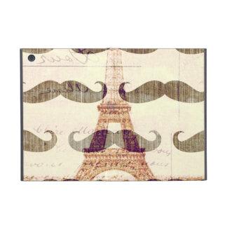 De París con el bigote iPad Mini Protector