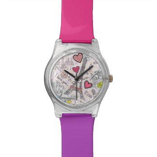 De París con el reloj del amor