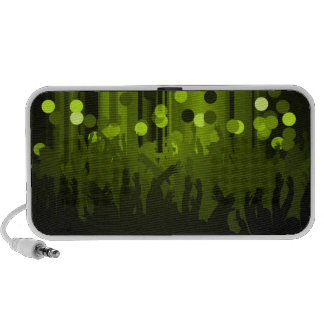 ♥♥♥♥ de pasillo de danza de PixDezines iPod Altavoces