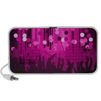 ♥♥♥♥ de pasillo de danza de PixDezines iPod Altavoz