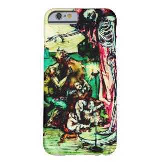 De patriarche es la Morte Barely There iPhone 6 Case