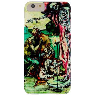 De patriarche es la Morte Barely There iPhone 6 Plus Case