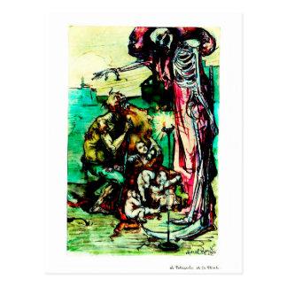 De Patriarche es la Morte postcard