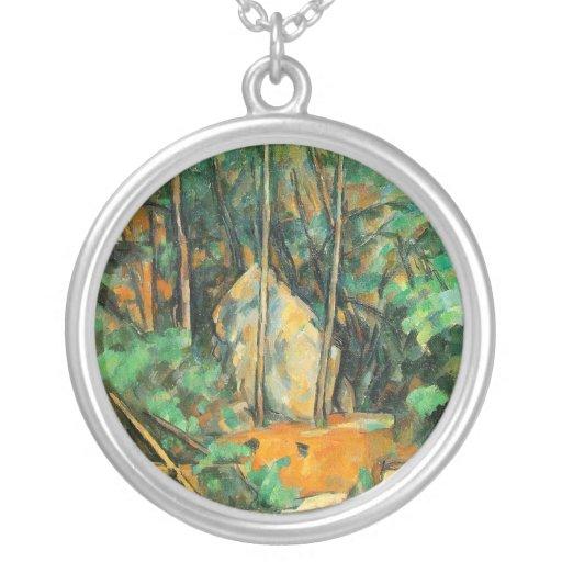 De Paul Cezanne todavía de la bella arte vida, reg Collares