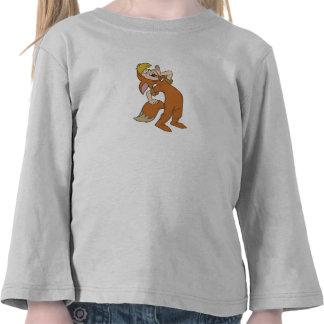 De Peter Pan Disney levemente Camisetas