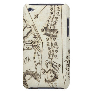 De Philadelphia a Md 60 de Annapolis iPod Touch Case-Mate Carcasas