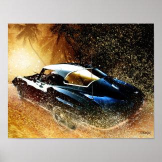 De 'pintura 66 Corvettes Impresiones