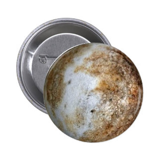 ~ de PLUTÓN del PLANETA (Sistema Solar) Pin Redondo De 2 Pulgadas