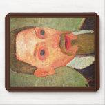 De: Portrait Of Rainer Maria Rilke By Paula Mousepads