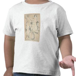 De Poughkeepsie a Albany 23 Camiseta