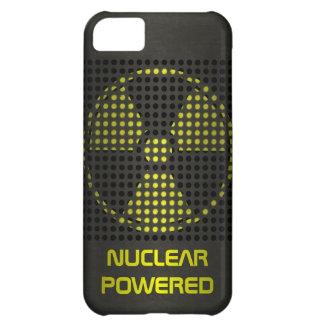 De propulsión nuclear carcasa iPhone 5C