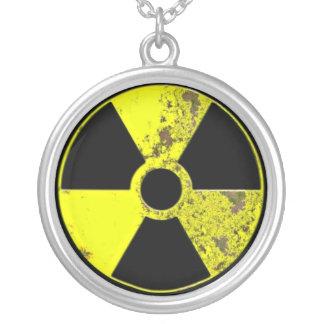 De propulsión nuclear colgante redondo