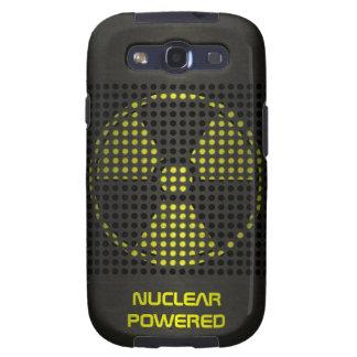 De propulsión nuclear samsung galaxy s3 protectores