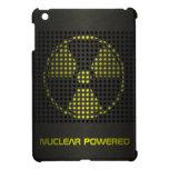De propulsión nuclear iPad mini protectores