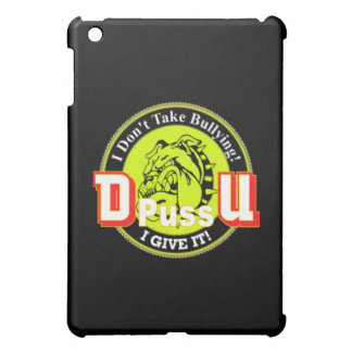 De Pussification University Official Product Case For The iPad Mini
