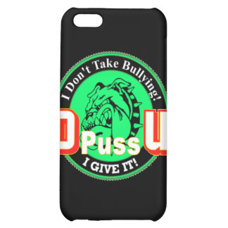 De Pussification University Official Product Case For iPhone 5C