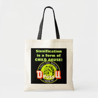 De Pussification University Official Product Tote Bag
