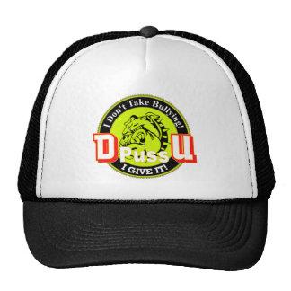De Pussification University Official Product Trucker Hat
