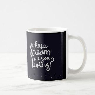 De quién taza ideal