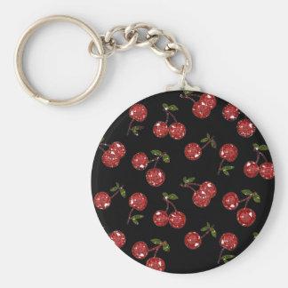 De RAB del Rockabilly cerezas de la cereza mismo e Llaveros Personalizados