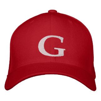 _________de Red Hat de Greyson Gorro Bordado