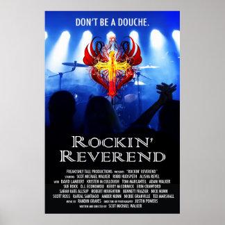 De Rockin Poster Full Cast reverendo