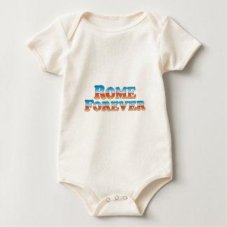 De Roma ropa para siempre - solamente Body De Bebé
