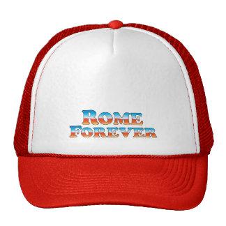 De Roma ropa para siempre - solamente Gorro De Camionero