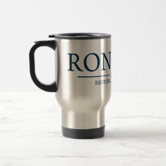 De Ron Paul del restablecimiento de América café a Tazas De Café