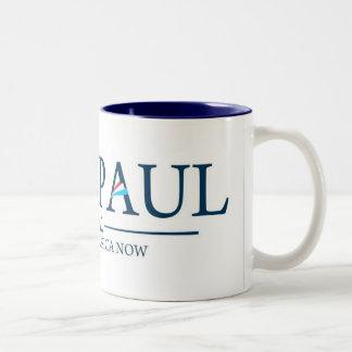 De Ron Paul del restablecimiento de América café a Tazas