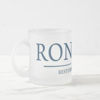 De Ron Paul del restablecimiento de América café a Taza De Café