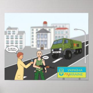 """""""De Rusia con el poster del amor"""""""