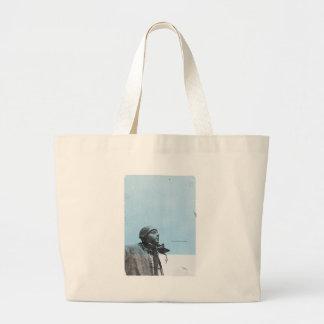 de Saint-Exupéry Large Tote Bag