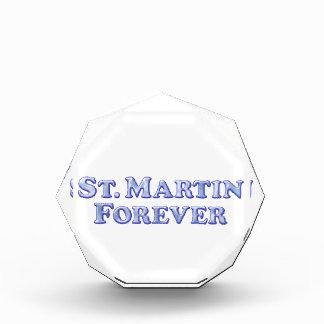 De San Martín básico biselado para siempre -