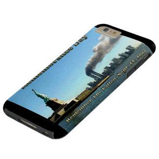 De sept. el 11 de 2001 del día de la conmemoración funda resistente iPhone 6 plus
