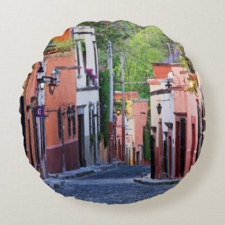 De Sollano Street, San Miguel De Allende Cojín Redondo