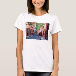 De Sollano Street, San Miguel De Allende T-Shirt
