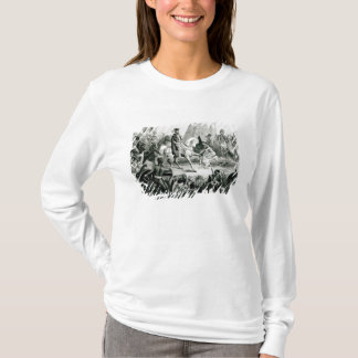 De Soto Discovering the Mississippi T-Shirt