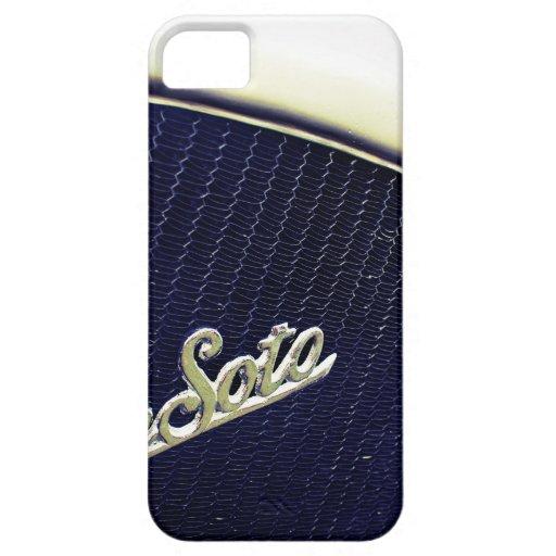 De Soto iPhone 5 Case-Mate Cobertura