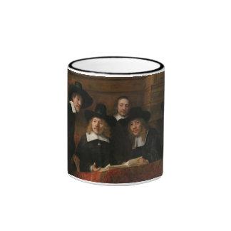 De Staalmeesters de Rembrandt Taza De Café